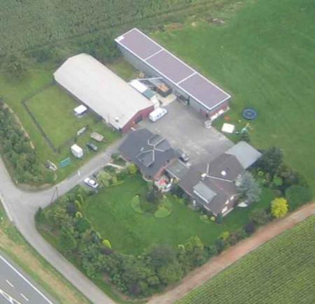 Luchtfoto van Oliver Kemper, trappenbouw uit Duitsland - 46354 Südlohn